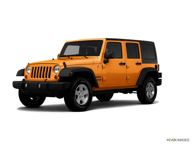 Jeep Wrangler 4 Portes Sport 2012 V Hicules Neufs Groupe Lasalle Groupe De