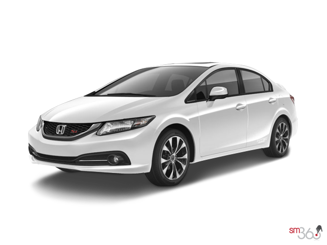 honda civic berline si 2013 v hicule neuf lallier honda repentigny. Black Bedroom Furniture Sets. Home Design Ideas