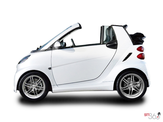 smart fortwo cabriolet brabus 2013 25 195 groupe beaucage. Black Bedroom Furniture Sets. Home Design Ideas