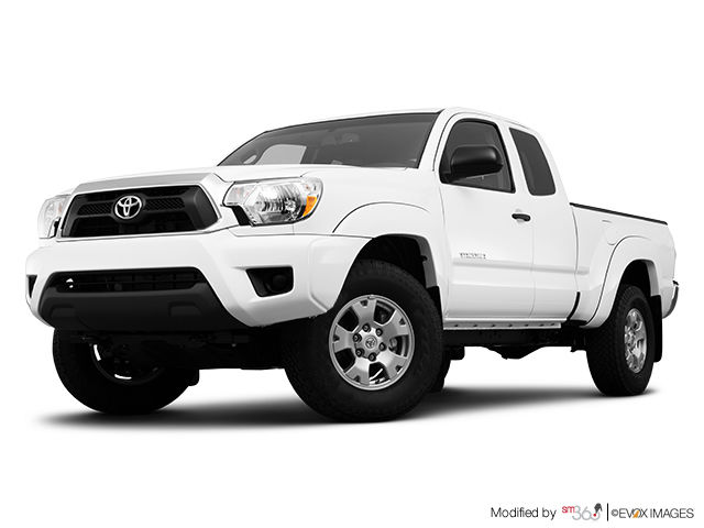 new 2014 toyota tacoma 4x4 access cab for sale in pincourt ile perrot. Black Bedroom Furniture Sets. Home Design Ideas