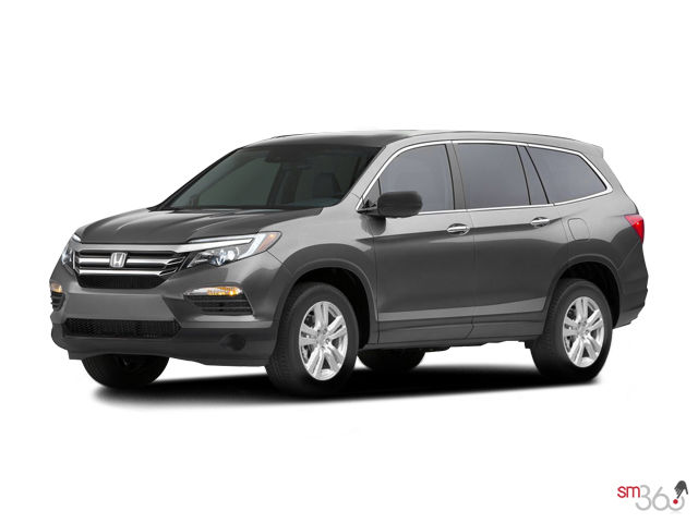 honda pilot lx 2016 for sale bruce automotive group in. Black Bedroom Furniture Sets. Home Design Ideas