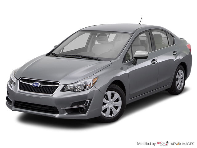 subaru impreza 4 door 2016 subaru brossard in. Black Bedroom Furniture Sets. Home Design Ideas