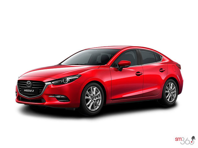 New 2017 Mazda 3 GS for sale in Saint John | King Mazda