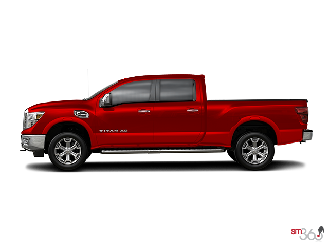 2017 nissan titan xd diesel sv for sale in burnaby morrey nissan. Black Bedroom Furniture Sets. Home Design Ideas