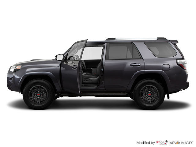 New 2017 Toyota 4runner Trd Pro For Sale In Pincourt