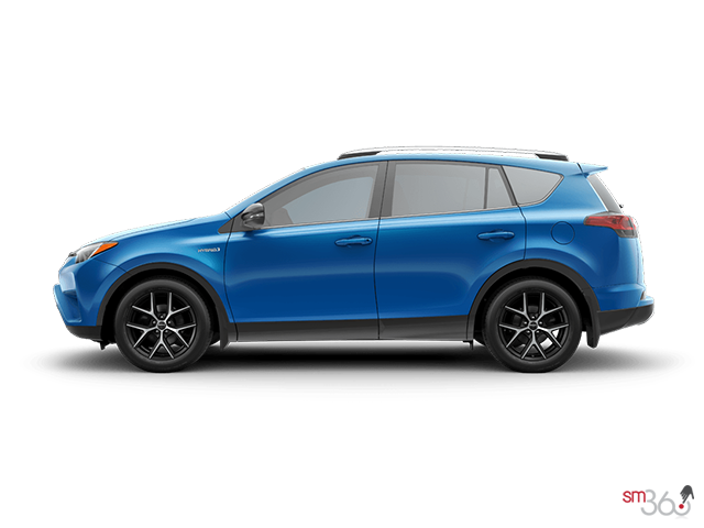 2017 toyota rav4 hybrid se in sudbury laking toyota. Black Bedroom Furniture Sets. Home Design Ideas