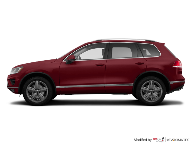 2017 Volkswagen Touareg Execline For Sale In Calgary