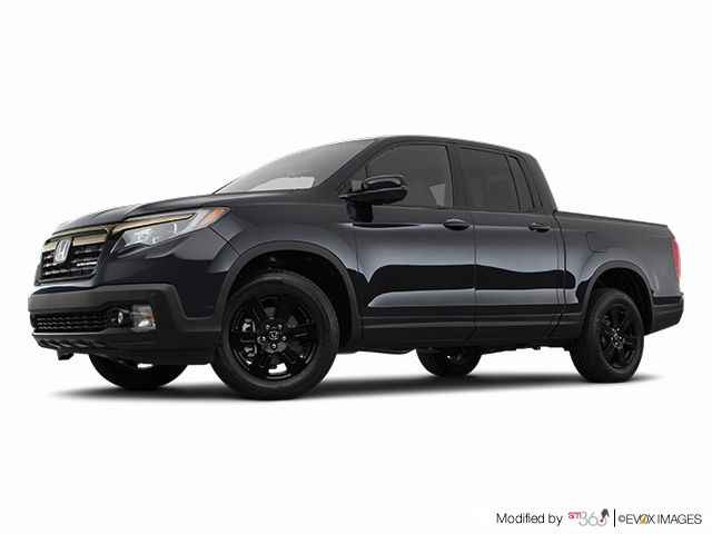 honda ridgeline black edition edmundston honda