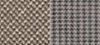 2012 Ford Flex - Medium Light Stone Cloth with Houndstooth-Patterned Inserts