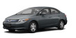 Honda Civic Hybride Hybride 2012