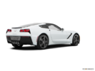 2016 Chevrolet Corvette Coupe STINGRAY 2LT