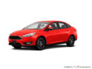 2017 Ford Focus Sedan SE