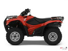 Honda TRX420 PG Canadian Trail Edition 2013