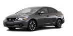 2014 Honda Civic Berline DX