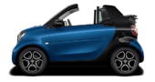 Smart fortwo cabriolet PASSION 2016