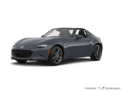 2017 Mazda MX-5 RF GT 6sp Black Leather