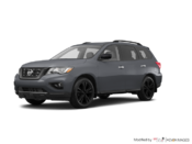 2018 Nissan Pathfinder Midnight Edition V6 4x4 at