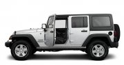 Jeep Wrangler 4 portes SPORT 4x4 2011