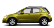 2013 Suzuki SX4 Multisegment JA