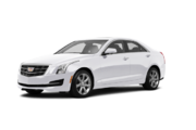 Cadillac ATS Sedan Luxury RWD 2015