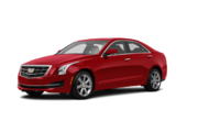 Cadillac ATS Sedan Luxury AWD 2015