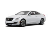 Cadillac ATS Coupe Luxury AWD 2015