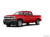 CHEVY TRUCKS SILVERADO 1500 DOUBLE 4X4  2018