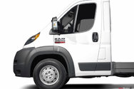 RAM PROMASTER 3500 Fourgon avec glaces 2017