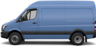 Mercedes-Benz Sprinter FOURGON 3500 2017