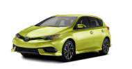 2016 Corolla iM  by Toyota