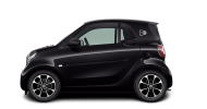 2017 Smart Fortwo coupe - electric