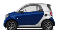 2017 Smart fortwo coupe