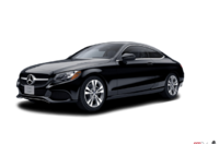 Mercedes-Benz C-Class Coupe 300 4MATIC 2017