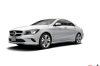 Mercedes-Benz CLA 250 4MATIC 2017