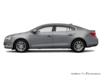 2016 Buick LaCrosse BASE | Photo 1 | Quicksilver Metallic