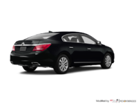 2016 Buick LaCrosse BASE | Photo 2 | Ebony Twilight Metallic