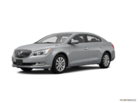 2016 Buick LaCrosse BASE | Photo 3 | Quicksilver Metallic