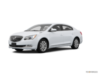 2016 Buick LaCrosse BASE | Photo 3 | Summit White