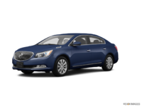 2016 Buick LaCrosse BASE | Photo 3 | Dark Sapphire Blue Metallic