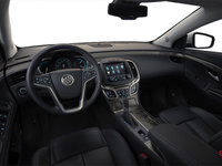 2016 Buick LaCrosse PREMIUM | Photo 3 | Ebony Perforated Leather