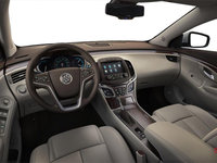 2016 Buick LaCrosse PREMIUM | Photo 3 | Cocoa/Light Neutral Perforated Leather