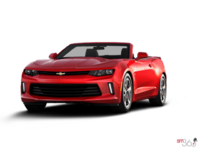 2016 Chevrolet Camaro convertible 1LT | Photo 3 | Red Hot