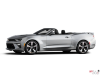 2016 Chevrolet Camaro convertible 1SS | Photo 1 | Silver Ice Metallic