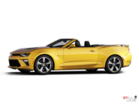 2016 Chevrolet Camaro convertible 1SS | Photo 1 | Bright Yellow