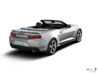 2016 Chevrolet Camaro convertible 1SS | Photo 2 | Silver Ice Metallic