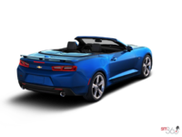 2016 Chevrolet Camaro convertible 1SS | Photo 2 | Hyper Blue Metallic