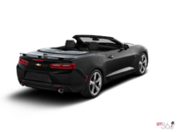2016 Chevrolet Camaro convertible 1SS | Photo 2 | Black