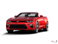 2016 Chevrolet Camaro convertible 1SS | Photo 3 | Red Hot