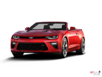 2016 Chevrolet Camaro convertible 1SS | Photo 3 | Garnet Red