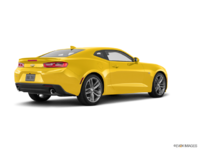 2016 Chevrolet Camaro coupe 1LT | Photo 2 | Bright Yellow